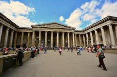 The British Museum is on every list of the top things to see in London. See one of the world's great museums, with free admission too! London Attractions, London Museums, National Portrait Gallery, The V&a, Tower Of London, Westminster Abbey, London Travel, British Museum, The World's Greatest