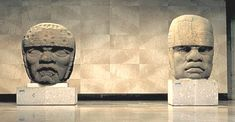 The Olmec: The original Black civilizations of Mexico and Mesoamerica. The ancient Olmecs of Mexico, known as the Xi People, came originally from West Africa and were of the Mende African ethnic stock.