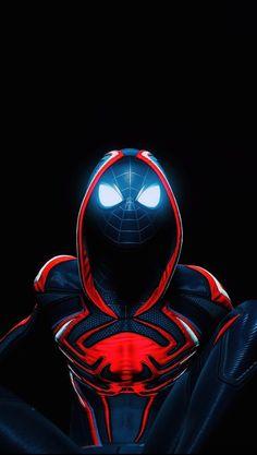 Marvel Characters, Fictional Characters, Miles Morales, Ben 10, Marvel Comics, Spiderman, Darth Vader, Ideas, Spider Man