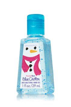 Blue Chiffon PocketBac Sanitizing Hand Gel - Anti-Bacterial - Bath & Body Works
