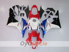 Injection Fairing kit for 07-08 CBR600RR - SKU: OYO87900385 - Price: US $499.99. Buy now at http://www.oyocycle.com/oyo87900385.html