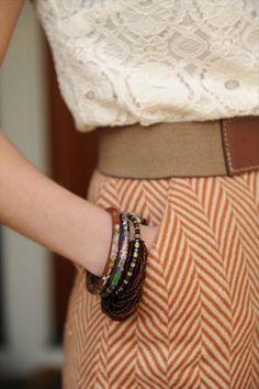 (via fashion so pretty / nice combo)