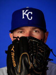 Wade Davis Photos - Kansas City Royals Photo Day - Zimbio