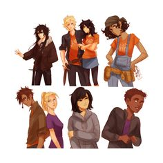 Gender Swap The Heroes Of Olympus and Percy Jackson ❤ liked on Polyvore featuring percy jackson