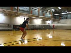 ▶ Volleyball Speed, Agility, & Vertical Leap Training - YouTube