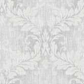 """Found it at Wayfair - Vintage Damask 32.7' x 20.5"""" Woven Wallpaper Roll"""