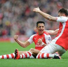 Alexis and Giroud