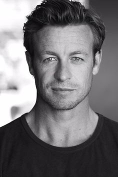 photo portrait simon baker - Google Search