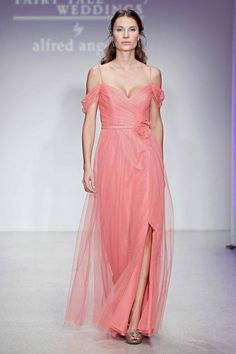 Disney Fairy Tale Weddings by Alfred Angelo - Fall 2013 - Royal Maidens   i love this bridesmaid dress but i would understand if the girls i choose aren't up for the style .