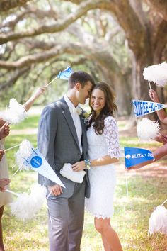 alternativas al confeti en una boda