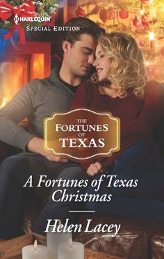 A Fortunes of Texas Christmas ( The Fortunes of Texas) by Helen Lacey. #readers #books #romance #fiction #WhatToRead #harlequin #millsandboon