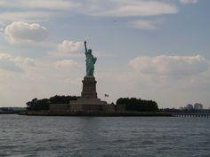 Statue of Liberty, New York City, New York