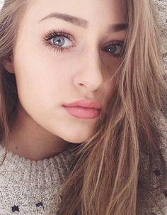 Le maquillage naturel du compte Pinterest de Stephanie Medina