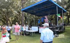 """For many who gathered for the Italian Heritage Festival held on Hilton Head Island Saturday, the festival means good times and remembering family and the """"old ways"""" with fondness."""