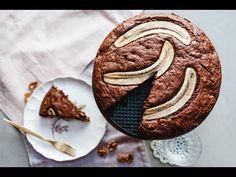 Banános csokis süti | Lila füge