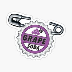 Disney stickers featuring millions of original designs created by independent artists. Stickers Cool, Preppy Stickers, Bubble Stickers, Cartoon Stickers, Printable Stickers, Laptop Stickers, Up Pixar, Homemade Stickers, Grape Soda
