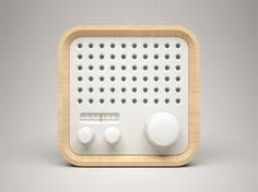 Less, But Better: Dieter Rams's Influence on Today's UI Design - Icon design - Ui Design, Module Design, App Icon Design, Interface Design, Minimal Design, Dashboard Design, Flat Design, Radios, Radio Design