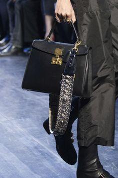 Christian Dior at Paris Fashion Week Fall 2017 - Details Runway Photos