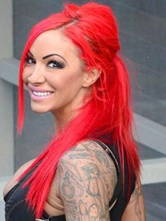 Jodie Marsh red hair | Jodie Marsh slammed for 'bad form' after posing with gun ...