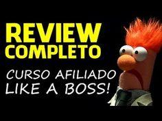 Super Review do Curso Afiliado Like a Boss   Como Ganhar Dinheiro Online - YouTube