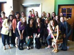 The dietetic interns of ISU :)