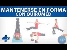 Mantenerse en forma con los #productos de #fitness de Quirumed, cuida tu #salud