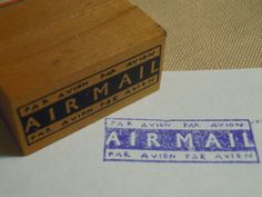 Airmail stamp 9