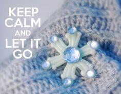 Brosche Schneeflocke Frozen DIY Cernit Fimo
