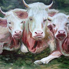 Bovine trio