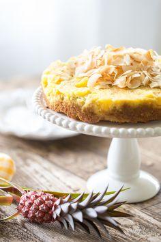 Paleo Pineapple Upside Down Cake | Colorful Eats