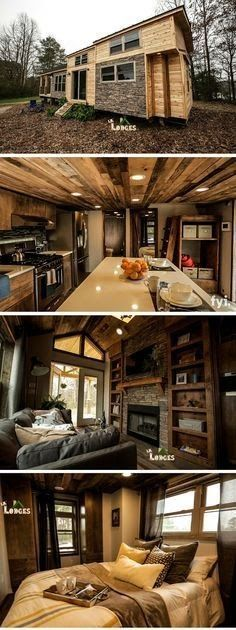 Tiny House And Small Space Living