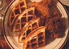 Sweet chick classic waffles