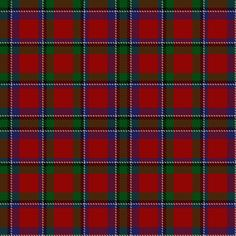 Sinclair Traditional Tartan - this is our family plaid.  Need to get a throw blanket in this!