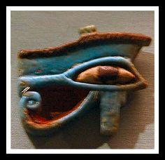 Ancient Egyptian Artifacts | Eye of Horus Symbol Ancient Egyptian Artifact