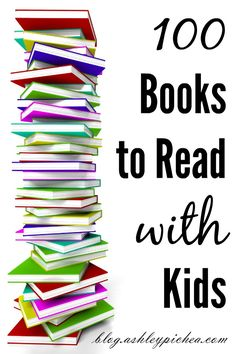 "Reading aloud with my kids is one of my new ""intentional parenting"" goals, and I recently found a list of 100 books to read with kids that I thought might be a good place to start. When Jenny was little, I read aloud to her. She was (like myself) a… Read More »"