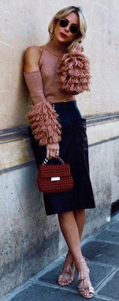 Stella McCartney Handbag Happily Grey