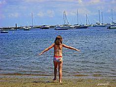 beach day, provincetown, cape cod