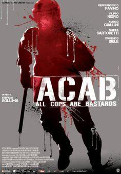 A.C.A.B., in onda su Sky Cinema Cult il 22 agosto alle 21:00.