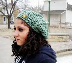 crochet hats for adults - Google Search
