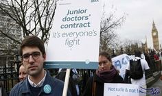 الأطباء في بريطانيا يعلقون سلسلة من الإضرابات: ألغى اتحاد يمثل الأطباء البريطانيين، أمس، السبت سلسلة من الإضرابات المزمعة خلال الأشهر…