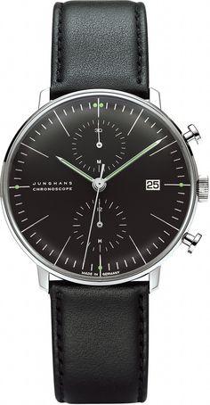 Max Bill Wristwatch.