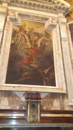 Pompei church