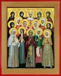 Resultado de imagen para жены мироносицы икона