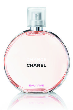 72bcba4a766  FLORAL  Chance Eau Vive Chanel perfume - a new fragrance for women 2015