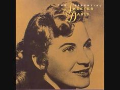 The Essential Skeeter Davis, an album by Skeeter Davis. The End Of The World Country Music Videos, Country Songs, Country Hits, Skeeter Davis, Grand Ole Opry, Im Falling, Old Song, End Of The World, Kinds Of Music
