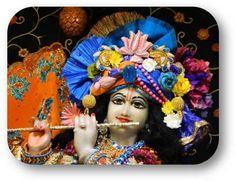 Today's Darshan (11-03-13) Sri Krishna @ISKCONPune