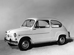 Foreign Cars - A Story of Their Growth Fiat 500, Escort Mk1, Ford Escort, Peugeot, Fiat Cars, 1960s Cars, Airline Logo, Fiat Abarth, Japanese Cars