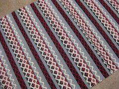 Textile Art, Hand Weaving, Textiles, Rugs, Home Decor, Carpets, Farmhouse Rugs, Decoration Home, Room Decor