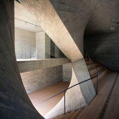 Les architectes d'Archi-Union, basés à Shanghai, (voir autre réalisation) viennent de réaliser «FU Space» un centre d'art à but non lucratif destiné à la