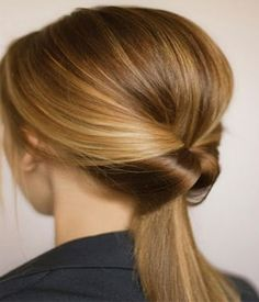 Elegant Easy Hairstyles 2015